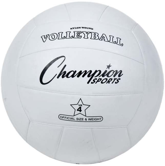 Official Rubber Volleyballs - Set of 2