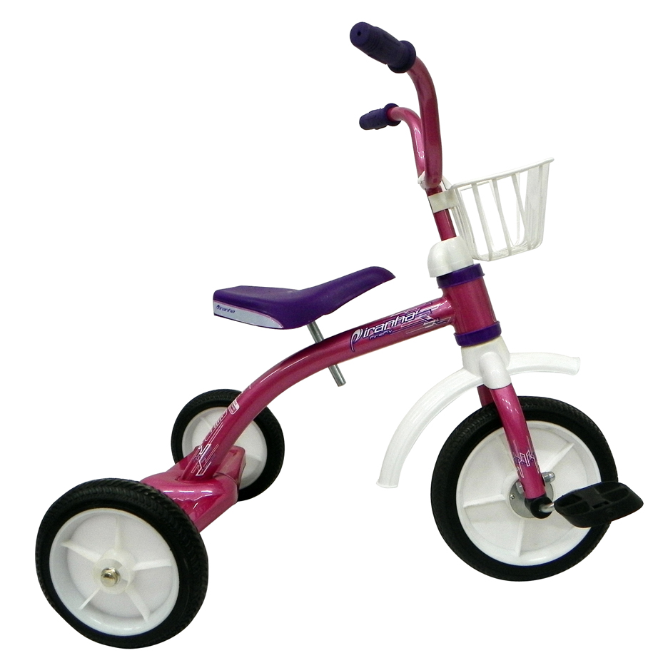 Click here for Piranha Firefly Classic Mag 10 Tricycle (Pink) prices