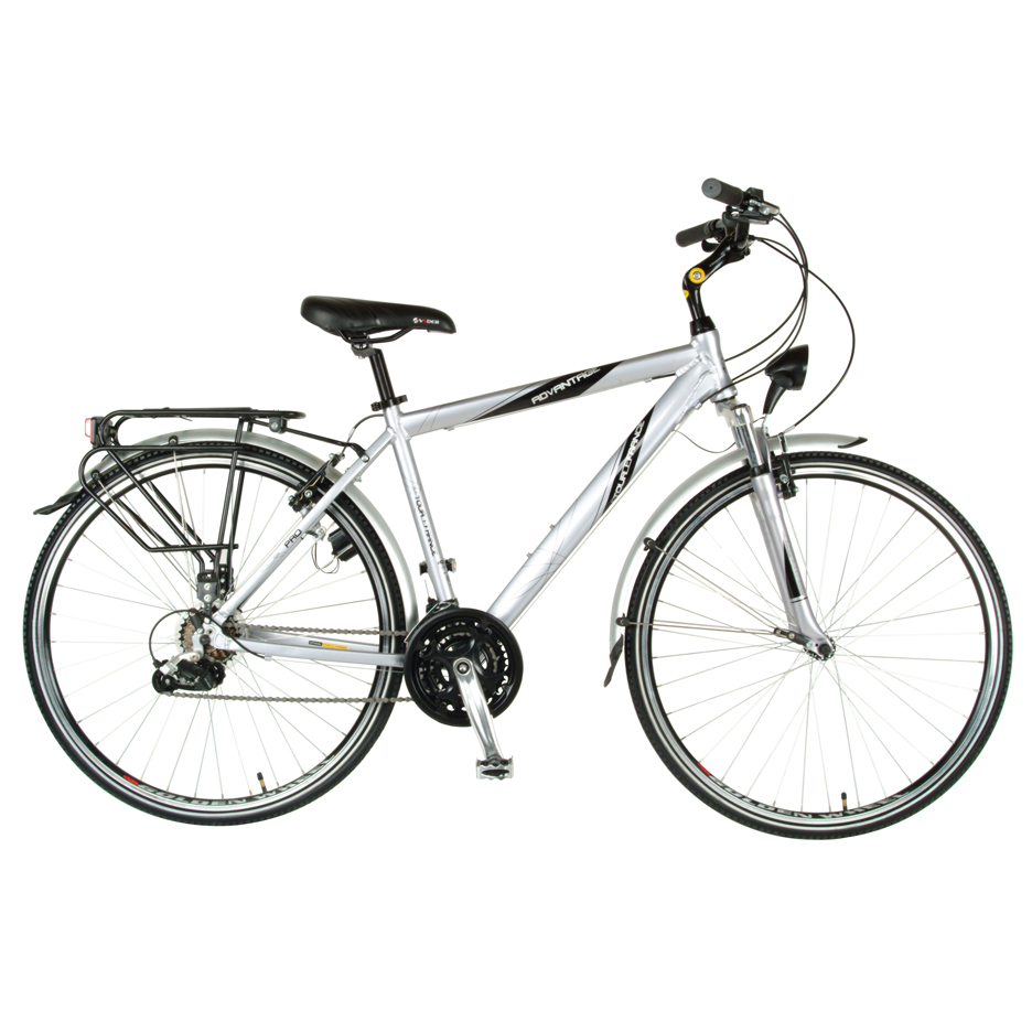 Tour De France Advantage Pro Bike Grey/Black 51cm