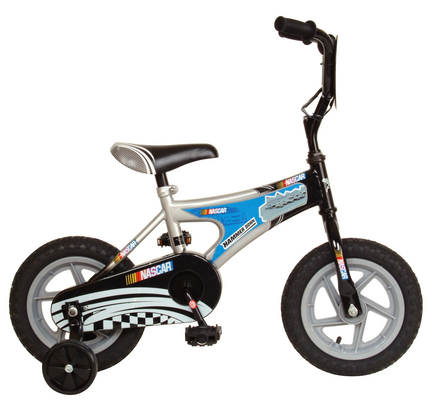 "NASCAR Hammer Down 12"" Youth BMX Bike"