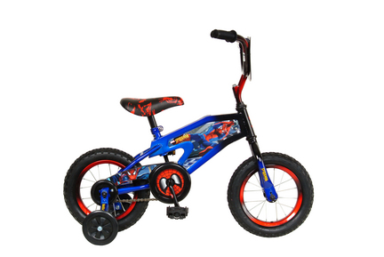 "Spiderman 12"""" Kid's Bicycle"" CSG-614SM00078TR"