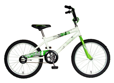 "Mantis Grizzled 20"" Boys BMX Bike - CYCLE SOURCE GROUP, LLC"