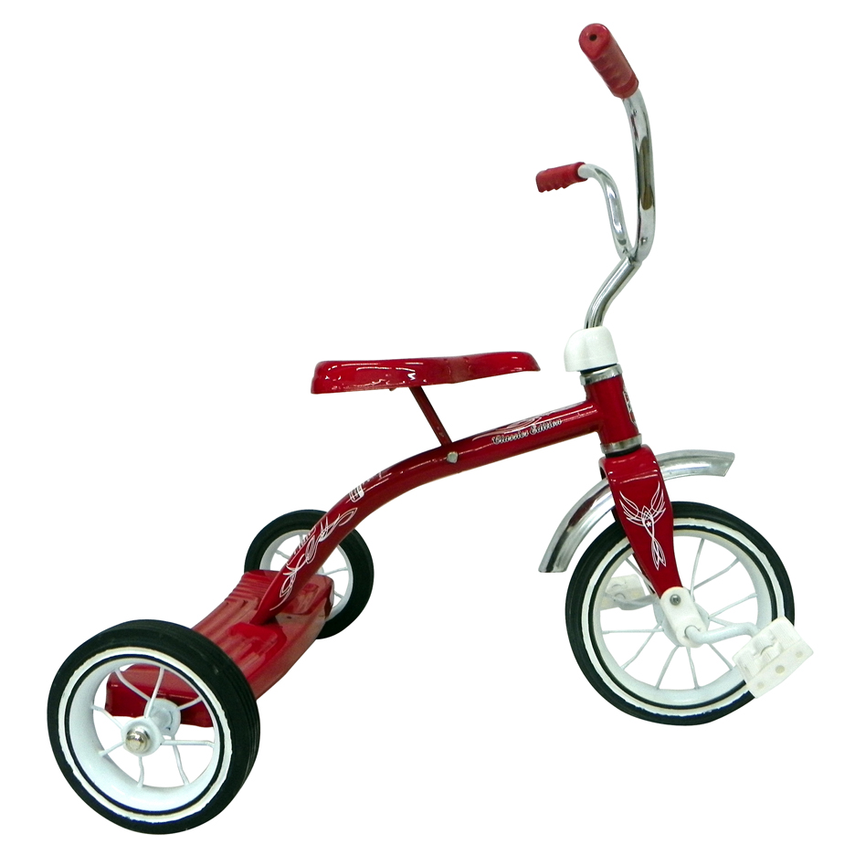 Click here for Mantis Classic 10 Tricycle (Red) prices