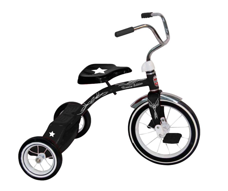 Click here for Mantis Classic 10 Tricycle (Black) prices