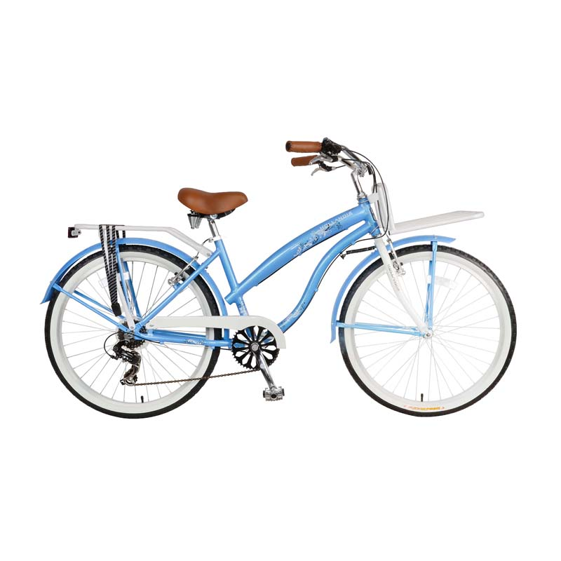 Click here for Hollandia Womens Land Cruiser 26 Bicycle (Baby Blu... prices