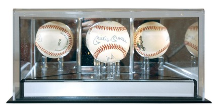 "4th Dimension"""" Single Baseball Display Case"" CW-BAS-202-FX"