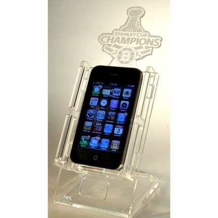 Boston Bruins 2011 Stanley Cup Champions Cell-Fan Phone Stand / Holder (X-Large)