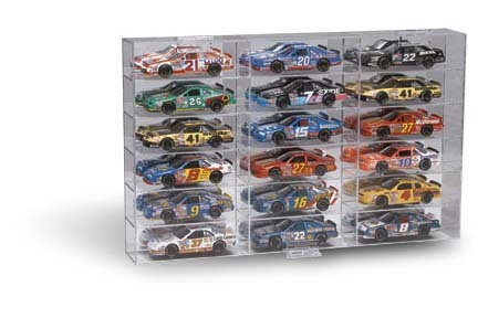 18 Slot 1/43 Scale Display Case from Clearwater Displays