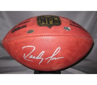 Buy Randy Moss New England Patriots NFL Autographed Official Football now!