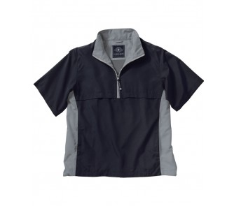 Buy The Ace Short Sleeve Windshirt from Charles River Apparel now!