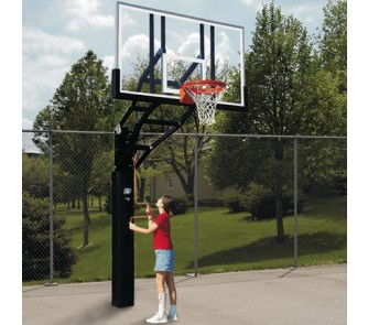 Buy Bison Ultimate Adjustable Basketball System now!