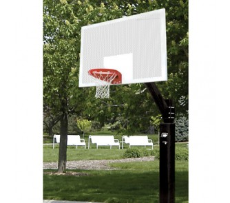 Buy Ultimate Official Perforated Backboard Basketball System now!