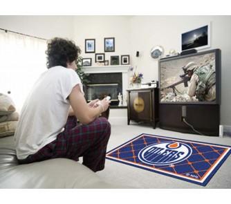 Buy Edmonton Oilers 4' x 6' Area Rug now!