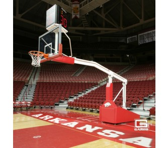 Buy Pro S Spring Balanced Competition Portable Basketball System with 10' 8'' Extension now!