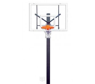 """Buy Endurance Playground Basketball System with 42"""" x 60"""" Acrylic Backboard and 6'... now!"""