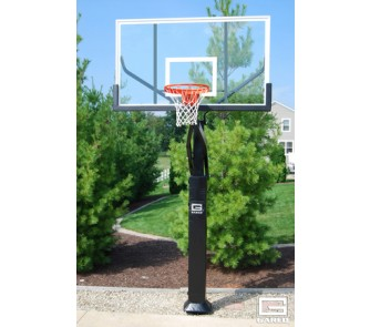 Buy Pro Jam Adjustable Basketball System with Polycarbonate Backboard now!