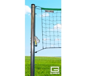 """Buy 3 1/2"""" O.D. SideOut Outdoor Volleyball Semi-Permanent Standards (One Pair) now!"""
