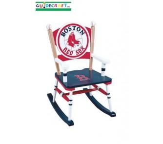 Astonishing Boston Red Sox Rocking Chair Onlinesports Com Dailytribune Chair Design For Home Dailytribuneorg