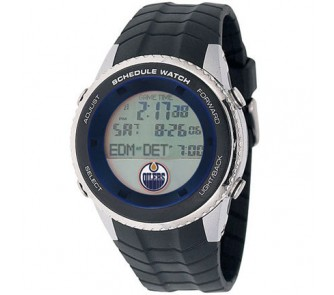 Buy Edmonton Oilers Schedule Watch from Game Time now!