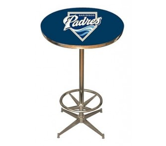 Buy San Diego Padres MLB Licensed Pub Table from Imperial International now!
