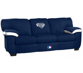 Buy San Diego Padres Classic Microfiber Sofa / Couch from Imperial International now!