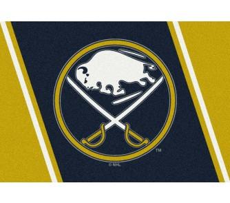 "Buy Buffalo Sabres 5' 4"" x 7' 8"" Team Spirit Area Rug now!"