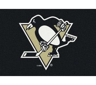 "Buy Pittsburgh Penguins 5' 4"" x 7' 8"" Team Spirit Area Rug now!"