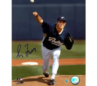 "Buy Greg Maddux San Diego Padres Autographed 8"" x 10"" Photograph (Unframed) now!"