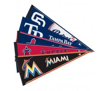 Buy Major League Baseball Team Pennants - Set of 30 MLB Teams now!