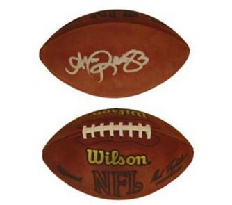 Buy Andre Reed Autographed Official Wilson NFL Game Football now!
