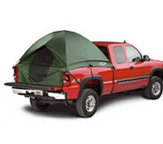 gm clip truck tent for chevy silverado 8 39 long bed. Black Bedroom Furniture Sets. Home Design Ideas