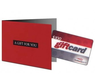 Buy Online Sports $100 Gift Card now!