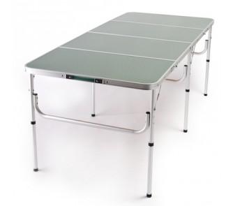 Quadra four folding table for Table titanium quadra 6