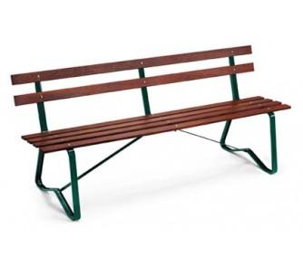 6 39 Traditional Park Bench Frame Kit