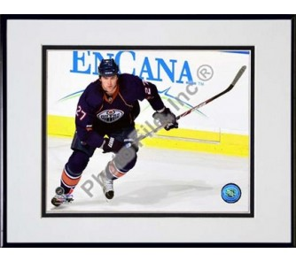 "Buy Dustin Penner 2009 - 2010 Action ""Home Jersey"" Double Matted 8"" x 10""... now!"