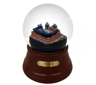 Citi Field (New York Mets) Musical Water Globe