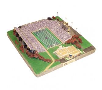 Kansas State Wildcats Limited Edition Collegiate Football Replica Stadium - Platinum Series