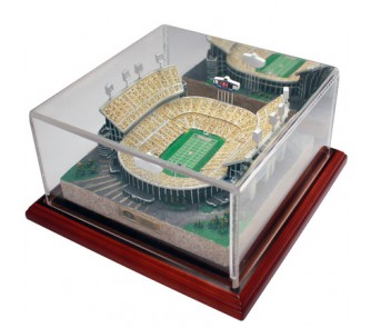Tiger Stadium Louisiana State (LSU) Tigers Limited Edition Replica with Collector Case - Gold Series