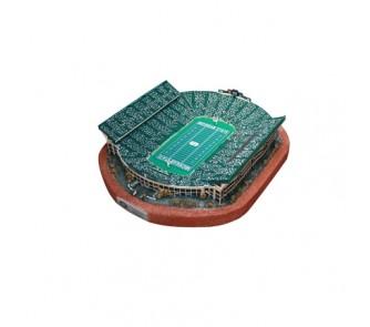Michigan State Spartans Limited Edition Collegiate Football Replica Stadium - Platinum Series