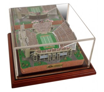 Lane Stadium (Virginia Tech Hokies) Limited Edition Replica with Collector Case - Gold Series