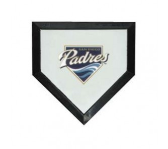 Buy San Diego Padres Licensed Authentic Pro Home Plate from Schutt now!