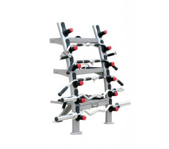 Buy Accessory Weight Rack (Silver Metallic) from TKO Sports now!