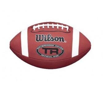 Buy TR High School / Collegiate Official Waterproof Footballs from Wilson - Case of 24... now!