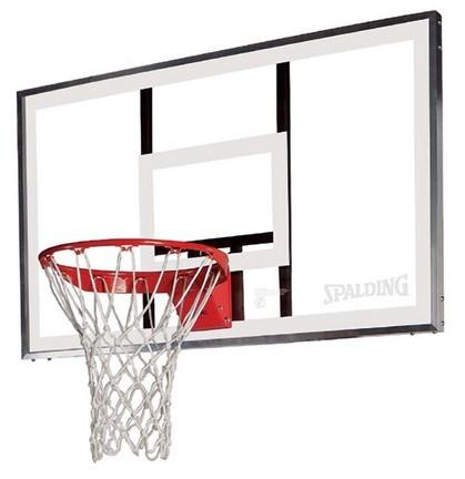 Basketball Backboard Goal And Net Combo From