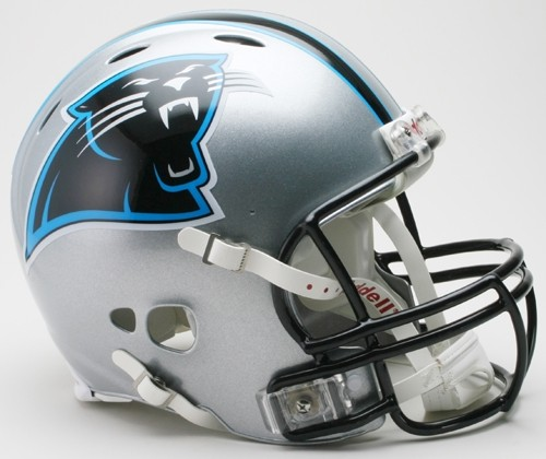 Carolina Panthers NFL Revolution Authentic Pro Line Full ...