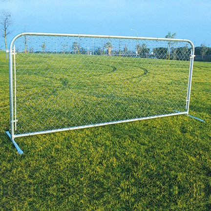 4 X 10 Portable Chain Link Fence Panels Onlinesports Com