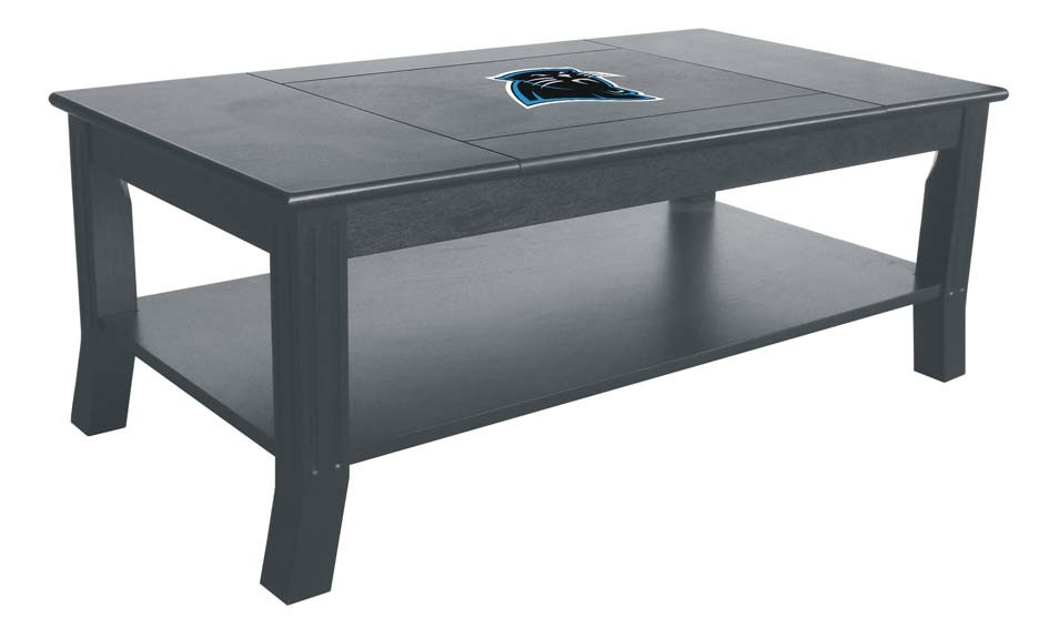 Carolina Panthers Coffee Table From Imperial International - Panther coffee table