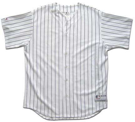 Displaying (13) Gallery Images For Blank Baseball Jerseys...