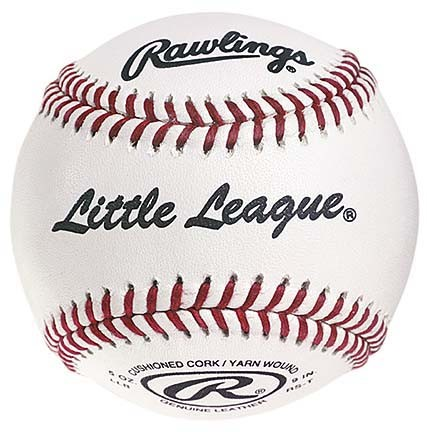 Little League Raised Seam Baseballs For Game Play from