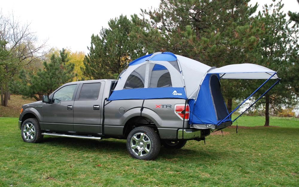 Sportz Truck Tent III for Compact Short Bed Trucks (for ...